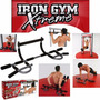 Barra De Porta Iron Gym Extreme Original