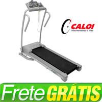 Esteira Eletrônica Ergométrica Step - Caloi Premium Cle20