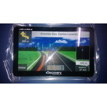 Gps Automotivo Tela 7 Camera De Re Melhor Foston ,multilaser