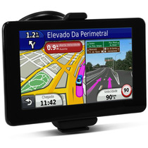 Navegador Gps Garmin Nuvi 3560 Lt Lcd 5 Touch Bluetooth City