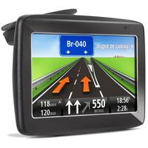 Gps Tomtom Via 1430 4.3 Bluetooth Touch Radar Sd Comando Voz