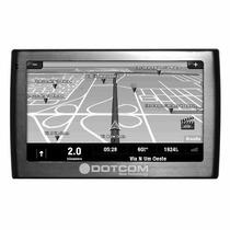 Gps Dotcom 5002-dtv 5 2gb Tv Digital Mapa 3d Alerta Radar