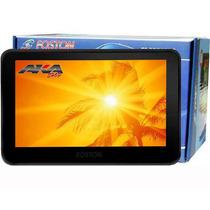 Gps Foston Automotivo 3d 710 Tela Lcd 7.0 Tv Digital 3d710