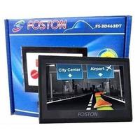Gps Automotivo Foston Fs-3d 463 Tv Digital Tela 4.3 Trans Fm