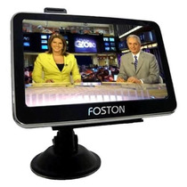 Gps Foston 3d 463dt, Tv Digital, Radar, Trans Fm, Bluetooth
