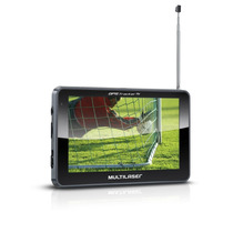 Gps Automotivo Multilaser Gp014 Tv Digital Tela 5 Com Radar