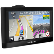 Gps Automotivo Garmin Nuvi 55tv Touch 5 Tv Digital + Frete