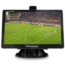 Gps Aquarius Discovery Channel 4.3 C/ Tv Digital