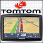 Gps Tomtom Start45 Tela 4.3 +mapa Do Brasil 9.4.xxx+radares