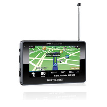 Gps Automotivo Tracker Iii 4.3 C/tv Digital Radio