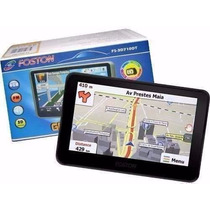 Gps Foston Fs-710 Tv Digital 7 Avisa Radar Top De Linha