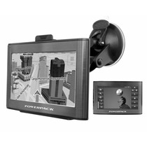 Gps Powerpack Td4318 C/ Tv Digital Isdb-t E Visor De 4.3 Pol