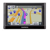 Gps Garmin Nuvi 65 / 6 / Avisa Radares / Atualização De Sof