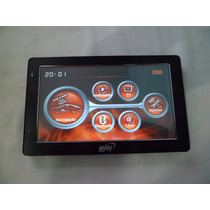 Gps Midi Com Tela 7 Lcd Tv Digital Md-7575isdb-t Bluetooth