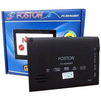 Gps Foston Fs3d-463dt Tv Digital, Avisa Radar
