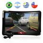 Gps Guia Quatro Rodas 7.0 Tv Digital E Câmera De Ré