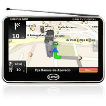 Gps Vision 500- Com Tv Digital