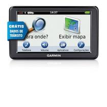 Gps Garmin Nüvi 2565 Lt Tela 5 Bluetooth Dados Trânsito Map
