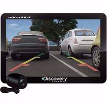 Navegador Gps Discovery Tela 4.3 Tv Digital Camera Ré Alerta