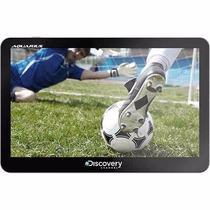 Gps Discovery Channel Mtc 3572 Slim Tela 7.0 - Tv Digital