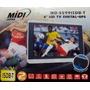 Gps Midi Japan Md-5599isdb-t Lcd 5 + Tv Digital