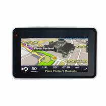 Gps Midi Md-5585isdb-t Tela 5´´ Touch Tv Dig