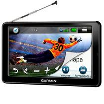 Gps Garmin Nuvi 2795tv Tela 7 4 Gb Atualização Gratuita 11.