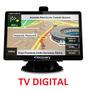 Gps Automotivo Discovery Tela Lcd 4.3 Slim Touch Mp3 Radar