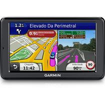 Gps Garmin Nüvi 2580tv Tela 5 Com Tv Digital Mania Virtual