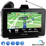Gps Multilaser Tracker Com Tela 4.3 Touch Screen Mp3 Tv D...