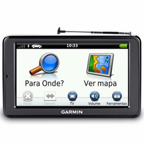 Gps Garmin Nuvi 2580tv Mapa America Do Sul + Florida