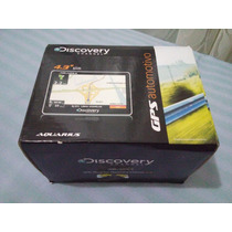 Gps Aquarius Discovery Channel 4.3