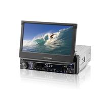 Dvd Player Multilaser Extreme Gp042 Retr 7´ Tv Gps Bluetooth