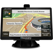 Gps Automotivo Aquarius Discovery 4.3