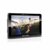 Gps Multilaser Navegador Tracker Iii Tela 7.0 Tv Digital Fm