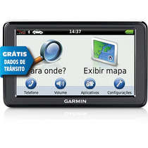 Gps Garmin Nüvi 2565lt Tela 5 Com Bluetooth Mania Virtual