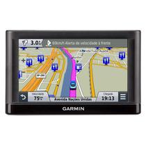 Gps Automotivo Garmin Nuvi 65 Tela 6 Touch Dados Trânsito