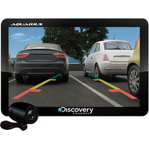 Gps Aquarius Discovery Channel Mtc3842 Slim Tela 4.3 - Tv D
