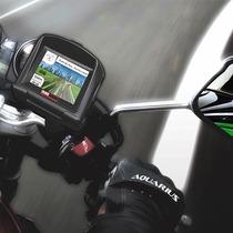 Gps Carro Ou Moto Aquarius / 4 Rodas ---- Mapas De 4 Países