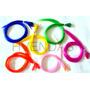 Mechas Coloridas - Apliques Para Cabelo - Penas - 40cm