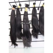 Cabelo Humano Natural Indiano 70 Cm 50gramas Mega Hair