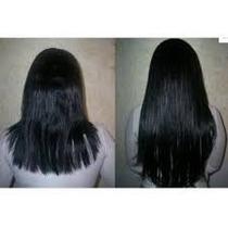 Mega Hair Aplique Fita Adesiva 60cm Preto 5a Pronta Entrega