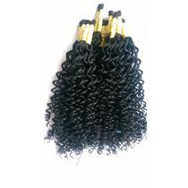 Cabelos Permanente A Vapor P/mega Hair De 50cm 50 Gramas.