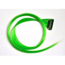 Aplique Mecha Verde - Importado -