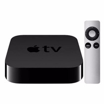 Apple Tv Com Hd De 1080p, Md199bz/a 3ª Geração - Apple