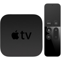Apple Tv 4ª Geração 32gb Novo Lacrado New Apple Tv A1625