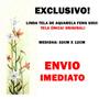 Quadro Tela Em Aquarela Flores 32x12 Original - Feng Shui
