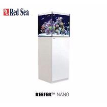 Aquário Red Sea Reef System Com Movel Reefer Nano Branco