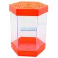 Beteira Plastica 1 Litro Litwin Laranja - Aquapet