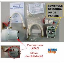 Aquecedor Super Hidro Cardal Td De Latão 8200w 220v Novo